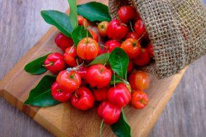 ビタミンC含有量の多い食材・アセロラ